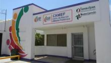 Image of the Border Child Care Center, in Tamaulipas.