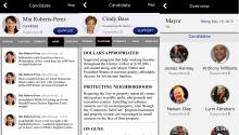 NutShell Politics is a free App available for iPhone users.