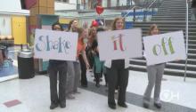 CHOP celebra el 'Child Life Month' a ritmo de Taylor Swift