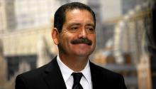 "When it comes to Latinos in politics, Chicago is the epicenter. In the photo: Jesús ""Chuy"" García. Source: WGN Radio."