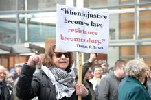 El rostro de la nueva resistencia