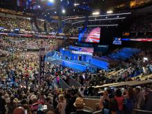 DNC 2016 photo from Creative Commons.