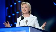 According to an analysis of post-election survey data conducted by the Public Religion Research Institute and The Atlantic, financially troubled voters in the white working class were more likely to prefer Hillary Clinton over Trump.