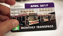 """La """"Monthly Transpass"""" de Septa será una de las tarjetas de cinta magnética que desaparecerán de los quioscosel próximo primero de junio."""