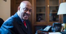 The Democrat of Pennsylvania, Dwight Evans. Source: https://www.rollcall.com