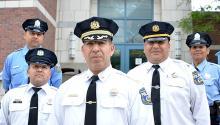 Philadelphia 25th Police District