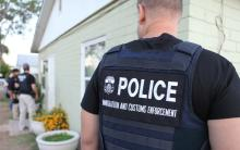 ICE officials. Photo courtesy: Wikimedia commons.