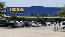 An Ikea store in Texas. WIKIMEDIA COMMONS