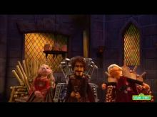 Así es 'Game of Thrones' en Sesame Street