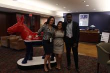 Colaborando y aprendiendo de la DNC en Philly