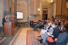 Immigrant Business Week kicks off at Philadelphia City Hall.