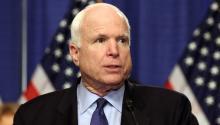 Senador John McCain. Foto: CNN