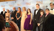 According to a NY Times study, Modern Family is the prototypical example of a city show — most popular in liberal, urban clusters in Boston, San Francisco and Santa Barbara, Calif., and least popular in the more rural parts of Kentucky, Mississippi and Arkansas. Cast of Modern Family at the 69th Annual Golden Globes Awards in 2012. Photo: Wikimedia/Commons