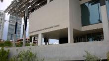 Fachada del Museo Pérez en Miami. Fuente: Creative Commons