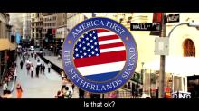 El vídeo en el que Holanda le habla a Trump
