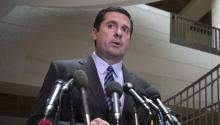 Devin Nunes announced today, April 6, 2017, that he is inhibited from investigating alleged nexuses between Russia and President Donald Trump that his committee makes, in the face of ethical doubts raised by his behavior. EFE / Shawn Thew