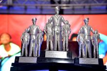 The Police Athletic League held its 70th Anniversary Awards Gala honoring ondividuals for their leadership. Photo: Peter Fitzpatrick/AL DIA News