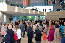This years Founder's Award Gala begins the collaboration with the National Constitution Center in unveiling new historical treasures.  Photo: Peter Fitzpatrick/AL DIA News