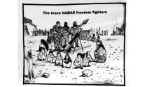 Political cartoon by Sergio Hernandez (Aug. 11, 2014)