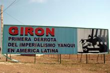 Cuban propaganda, 2014. Photo: WIKI COMMONS