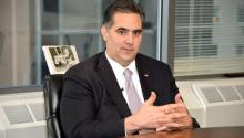 Richard Negrin aspires to become the next Philadelphia District Attorney. Photo: Peter Fitzpatrick / AL DÍA News