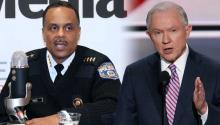 Richard Ross, Philadelphia's Police Commissioner, Jeff Sessions, Sanctuary Cities