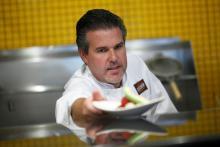 Richard Sandoval ha sido el encargado de desarrollar el restaurante Aquimero, recientemente inaugurado en el hotel The Ritz-Carlton de Filadelfia. Richard Sandoval Restaurants.