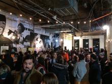 Photo of#CollectiveActionPHL event. Photo Courtesy: StreetsDept.