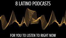 Los insultos de Trump a la comunidad latina han favorecido la aparición de podcasts en español. Foto: NPR
