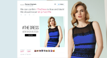#TheDress or that trending topic dress