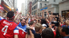 Full weekend of CONCACAF madness in Philly