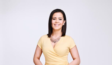 Iris Delgado, anchor of Noticiero Telemundo62 a las 5PM.