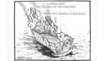 Caricatura política por Sergio Hernandez (5 de agosto 2014)