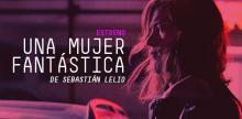 """Nuevo Trailer Oficial """"Una Mujer Fantástica""""."""
