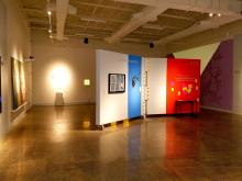 Taller Puertorriqueno inaugural exhibition included 24 artists from Philadelphia to Brazil. Photo: Peter Fitzpatrick/AL DIA News