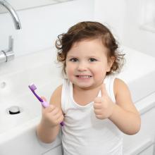 Febrero es el mes de la salud dental infantil