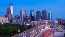 Filadelfia sigue siendo una ciudad atractiva parainmigrantes de diversos perfiles laborales y profesionales. Foto Archivo.