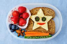 Ideas saludables para el almuerzo escolar