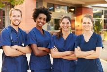Registered Nurses de Einstein votan para sindicarse