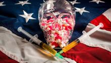 La sobredosis por intoxicación de opioides habría matado más estadounidenses durante el 2016 que las guerras de Vietnam e Irak juntas.