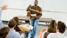 According to a new statistical analysis by the U.S. Department of Education, even though minority teachers remain underrepresented, both the number and proportion of minority teachers in elementary and high schools grew by 104 percent between 1987-88 and 2011-12, compared with 38 percent growth in the number of white teachers.