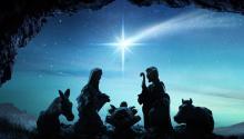 El motivo de la celebración cristiana es un Niño que nació en Belén. Un Niño que habló al mundo de tres regalos: luz, sal y levadura. Sin embargo, no son regalos materiales, provienen del ser mismo de cada persona.