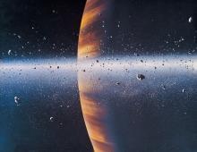 Una joven chilena descubre un nuevo planeta