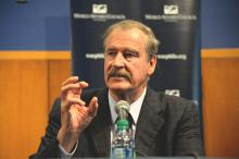 Former President of Mexico Vicente Fox has yet another message to Donald Trump.