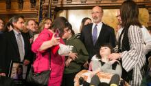 Governor Tom Wolf. Photo courtesy: Creative Commons.