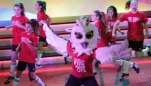 En preámbulo a la Copa Mundial Femenina, FIFA visita Filadelfia