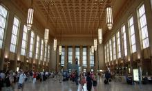 'William H. Gray III 30th Street Station' casi una realidad