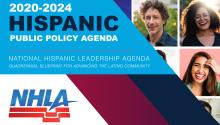 NHLA's 2020 Public Policy Agenda, released Oct. 1, identifies ten areas as priorities for the Latino community through 2024. Photo: NHLA.