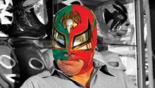Hablar con Sánchez sobre la lucha libre es pasar horas de una plática llena de anécdotas y pormenores de un deporte que a nivel mundial arrastra a las masas. Foto: Juan Antonio Rodríguez