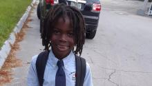Clinton Stanley, Jr., 6, was turned away for his first day of school at A Book's Christian Academy for wearing dreadlocks. (Photo: Clinton Stanley Sr.)